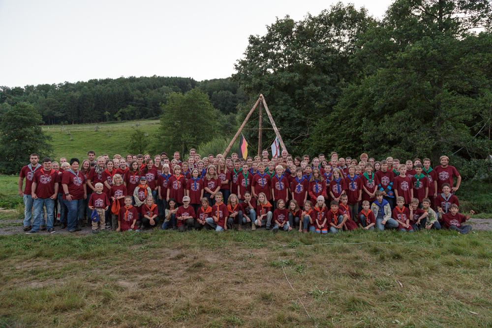 Sommerlager 2013 Zerf